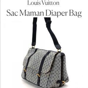 f58fb03287c2 Louis Vuitton Bags - LV  Mini Lin Maman Mssgr. LIMITED BABY BAG⚡